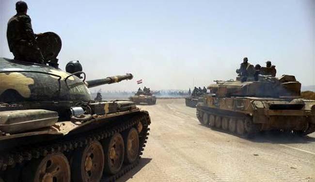 Syrian troops take full control of Maliha in Rif al-Dimashq
