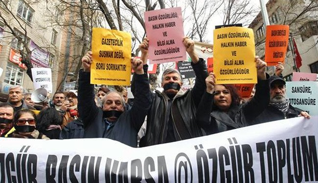 Turkey frees journalists after 8 years pre-trial custody