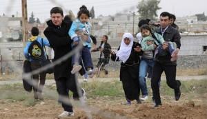 9 million Syrians now displaced: UN