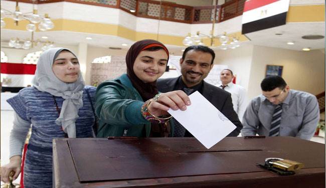 Egyptians abroad start voting in presidential election