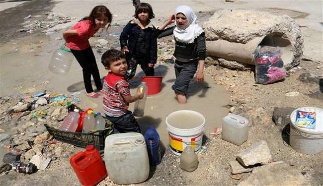 UN raps militants over Syria's Aleppo water cut