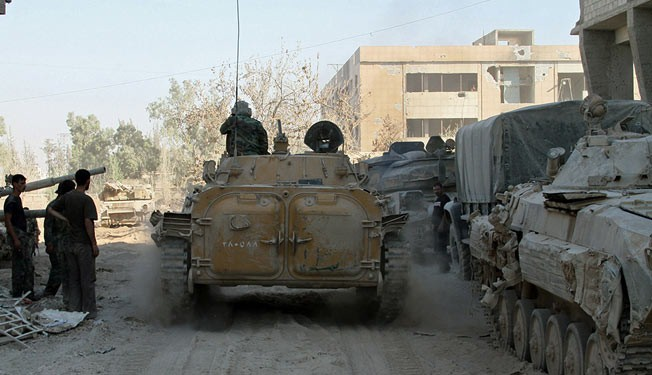 More militants eliminated across Syria