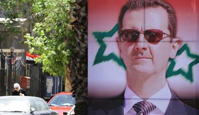 Syria presidential campaigns heat up in final days: Photos