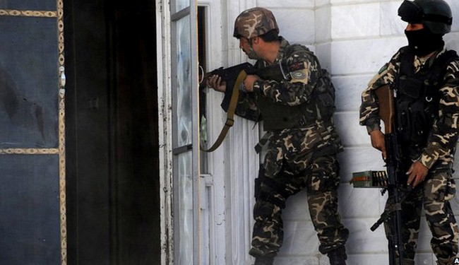 Militants attack on Indian consulate in Herat, Afghanistan