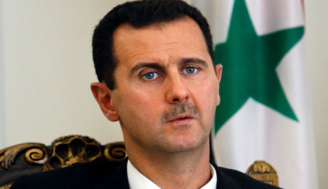 Syria's Assad thanks expats for high poll turnout