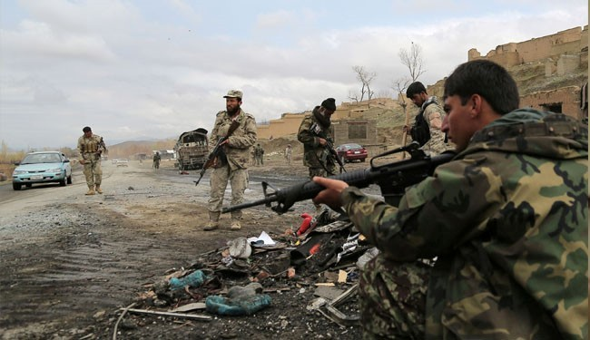 Roadside bomb kills 14 Afghan civilians