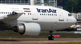 Iran suspends flights to Baghdad Airport