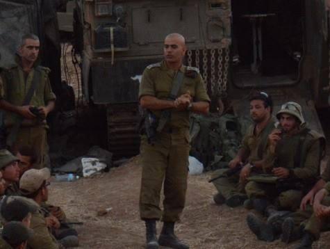 العقيد غسان عليان .... اول ضابط غير يهودي يقود لواء غولاني الاسرائيلي  Golani-birli%C4%9Fi