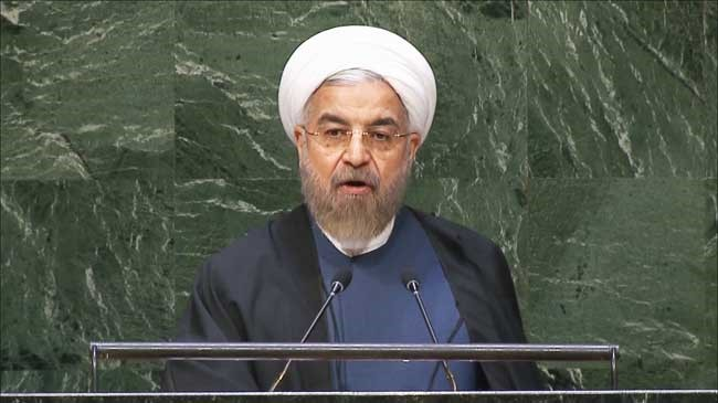 'Terrorism threatening entire world'