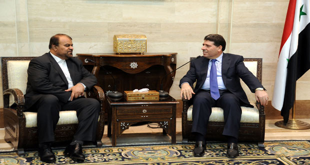 us syria economic relationship