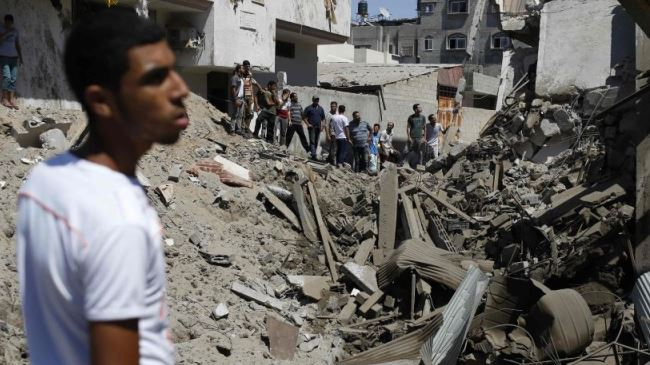 378782_Gaza-war-debris