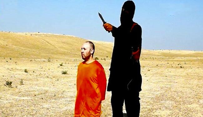 Beheaded American journalist sold to ISIL by 'moderate Syrian rebels'