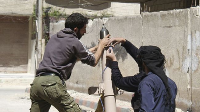 Fresh militant mortar attacks kill five Syrian civilians