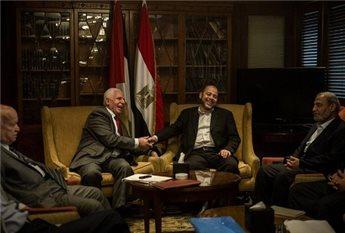 Hamas, Fatah unity talks in Cairo 'positive'