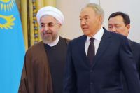 Iran, Kazakhstan poised to expand ties
