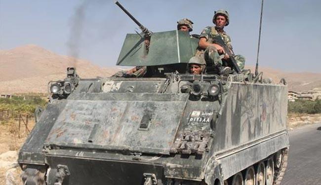Iran backs Lebanese army fight against Takfiris