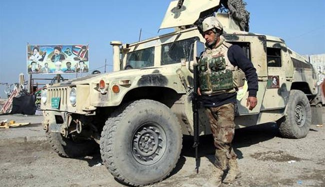 Iraq launches major offensive south of Salahuddin