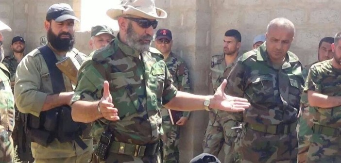 Large Convoy of Republican Guard Reinforcements Arrive in Deir Ezzor; General Zahreddine Among the Men