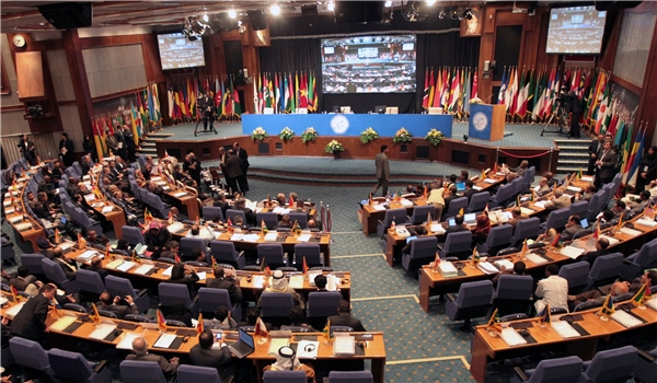 NAM Stresses Iran's Right to Peaceful Nuclear Technology