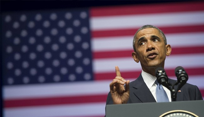 Obama says US will degrade and destroy ISIL