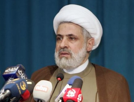 Sheikh Qassem in Tehran ISIL Reached Its Maximum, Started to Back off