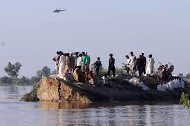 Tensions rise in flood stricken Kashmir