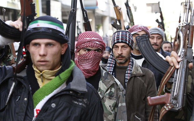 US House Approves Plan to Arm, Train 'Moderate' Rebels in Syria