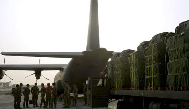 Australia starts delivering weapons to Iraq Kurdish region