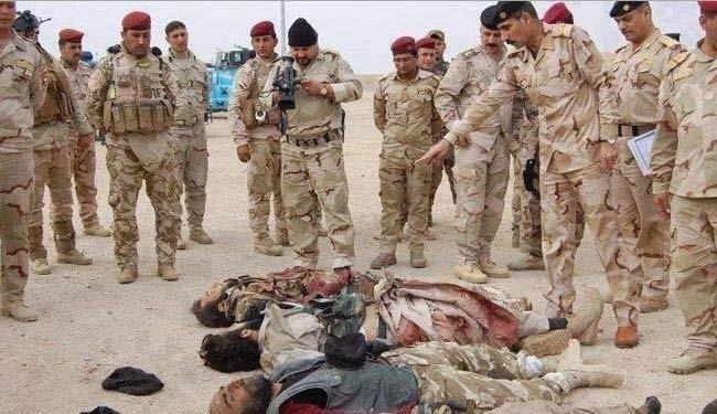 ISIL deputy terror chief killed by Iraqi army in Tal Afar