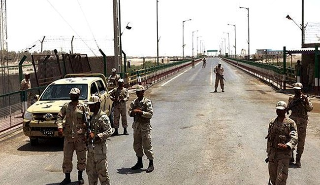 Iranian forces clash with terrorists at southern border