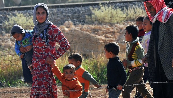 60,000 babies born to Syrian refugees in Turkey