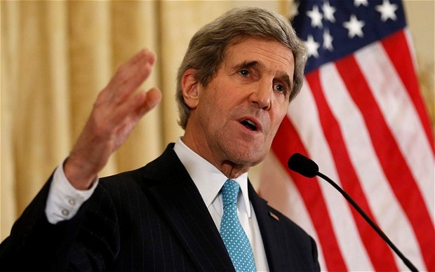 Kerry: Iran Has 'A Role' in Campaign against ISIL