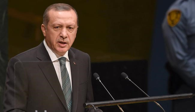 Erdogan calls for Syria no-fly zone