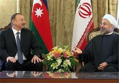 Iran, Azerbaijan's Progress Interrelated: President Rouhani