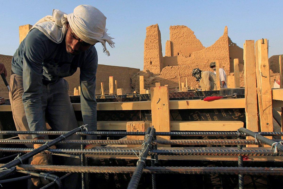 egyptian-labourer