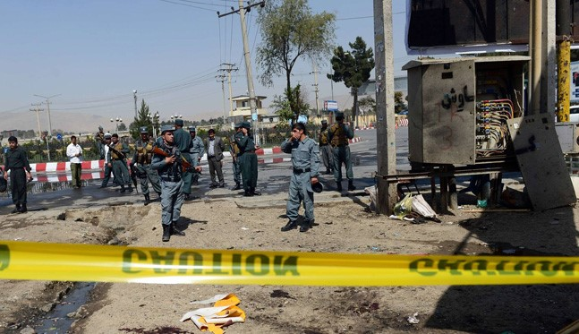 Dozens Dead and Injured in Taliban Suicide Attack