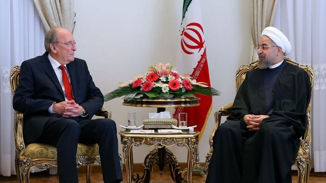 Illegal Sanctions against Iran Detrimental to All Sides: Rouhani