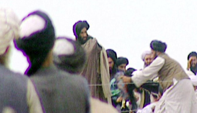 Taliban Leader Claims Victory in Afghan War