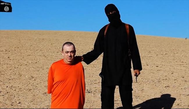ISIS Behead British and Threaten US hostages