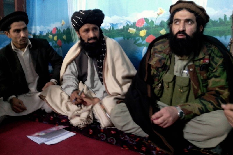 Pakistani Taliban Pledges Support for ISIS