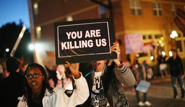 Amnesty International Warn on US Human Rights Abuses