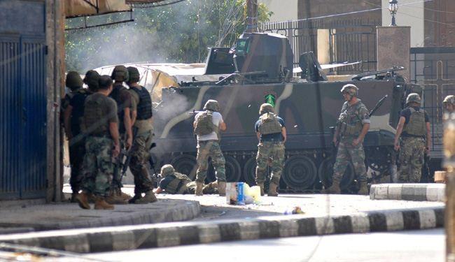 Street Battles in Lebanon's Tripoli for 3rd Day + Video