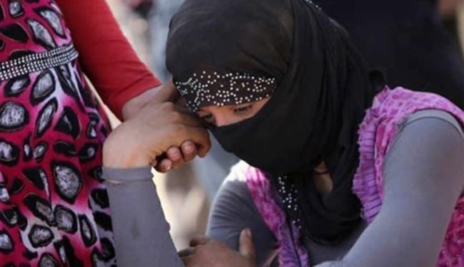 ISIL Claims Virgins Separated From Captured Women, Given as Award to Fighters