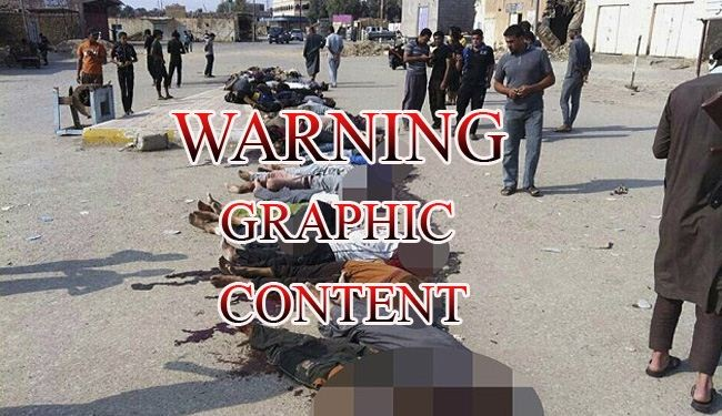 ISIS Executed 220 Iraqi Tribesmen in Anbar + Video
