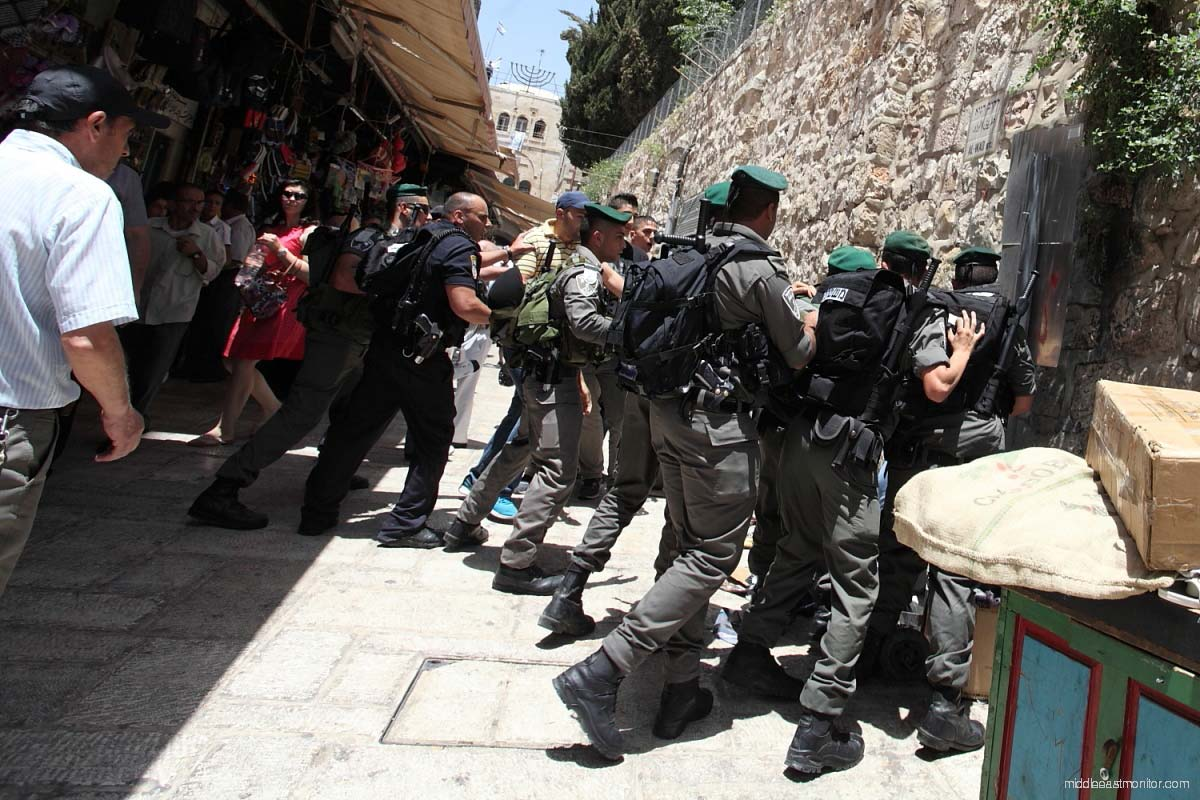palestinians-denied-entry-to-al-aqsa-on-fridays-israeli-border-police-arresting