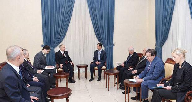 Assad_Russian_delegation_1