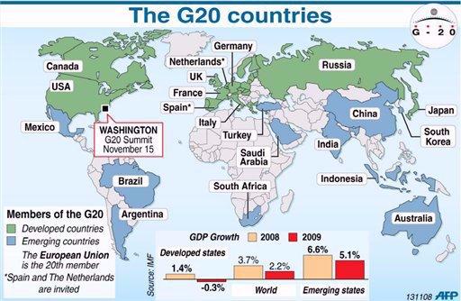 G20-Members-map