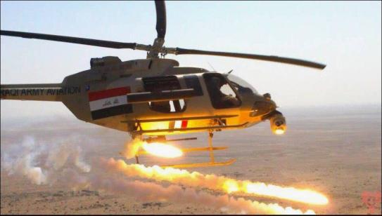 IraqiArmyLaunchesCounterOffensiveinSamarraafterSudden