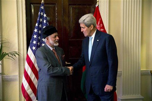 John Kerry, Yusuf Bin Alawi bin Abdullah