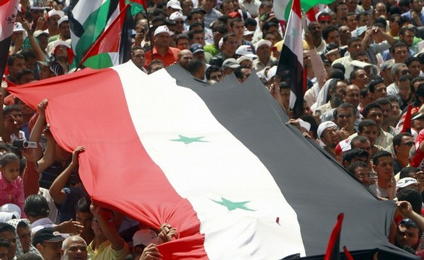 Syria in Tahrir